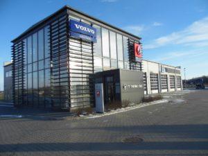 Nowy autoryzowany serwis Volvo i Renault Trucks