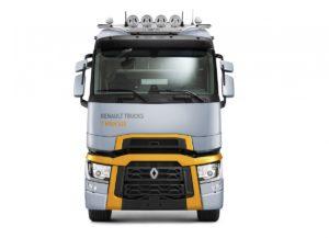 Renault Trucks prezentuje nowe modele ciężarówek
