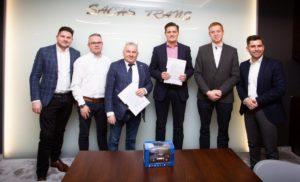 IVECO Poland dostarczy Sachs Trans International 14 ciągników siodłowych