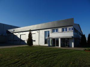Nowy adres serwisu Scanii w Radomiu