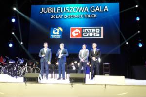 Za nami jubileuszowa gala Q-Service Truck