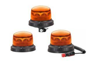 Lampa ostrzegawcza RotaLED Compact – nowość od HELLA