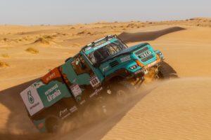 Petronas Team w Rajdzie Dakar 2019 na oponach Goodyear