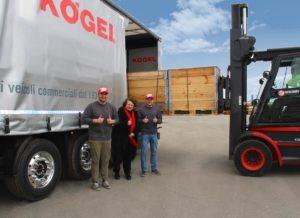 """Kögel staje się częścią inicjatywy """"Die Wirtschaftsmacher"""""""