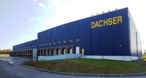 Dachser z nowym oddziałem w Portugalii
