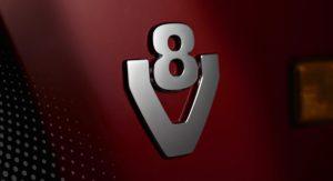 50 pojazdów na 50-lecie Scania V8