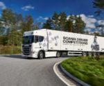 Konkurs kierowców Scania 2019
