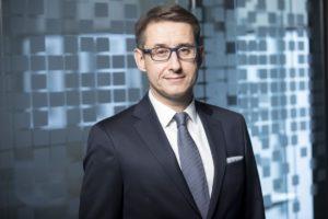 Szymon Bielas przejął obowiązki CEO DB Schenker