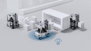 Bosch wprowadza na rynek logistyczny system kamer samochodowych