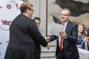 Nagrody X edycji konkursu Bizneswoman Roku Fundacji Sukcesu Pisanego Szminką przyznane