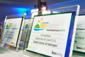 Nagroda dla wodorowego Solarisa