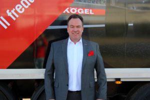 Sebastian Volbert dyrektorem nowego stanowiska w Kögel