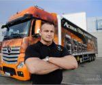 Transport to ciężki kawałek chleba - wywiad z Mariuszem Pudzianowskim