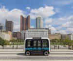 Opony Goodyear do autonomiczych autobusów