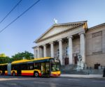 Urbino CNG dla Warszawy