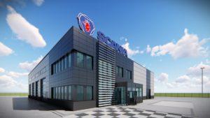 Otwarcie serwisu Scania Częstochowa