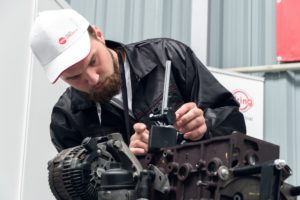 Ciężarowe szkolenia Inter Cars – kwiecień