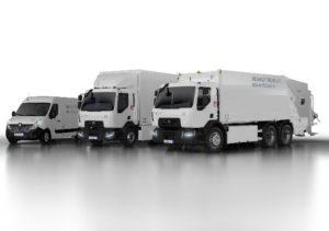 Renault przedstawia całą gamę pojazdów elektrycznych Z.E.