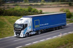 GEFCO testuje ciężarówkę IVECO z silnikiem LNG