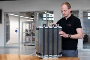 Bosch pracuje nad produkcją ogniw paliwowych na dużą skalę