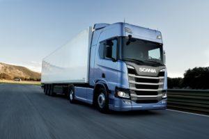 Scania R z tytułem Ciężarówki Roku w Polsce 2019