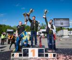 Polak na podium w finale Konkursu Kierowców Scania 2018 – 2019