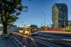 Solaris dostarczy elektryczne autobusy do Paryża