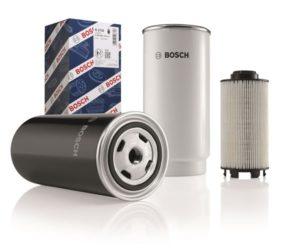 Filtry Boscha do ciężarówek