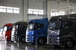 Premiera ciężarówki na… alkohol metylowy