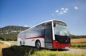 Volvo otrzymuje zamówienie na 373 autobusy do Dubaju