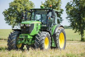 Continental dostawcą opon OE do ciągników rolniczych John Deere