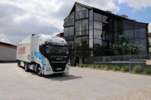 IVECO Poland dostarczy Stralisy firmie CITRONEX