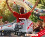 Kögel zaprezentuje swoje portfolio na Comtrans 2019