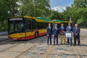 Solaris wygrywa największy w Europie kontrakt