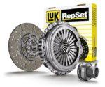 LuK RepSet SmarTAC wydłuża eksploatację sprzęgieł w samochodach ciężarowych i autobusach