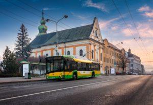 Kolejne trolejbusy marki Solaris we Włoszech