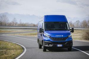 Rozwiązania Verizon Connect w nowych pojazdach Iveco