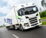 Scania R410 LNG przejeżdża najdłuższą trasę w historii