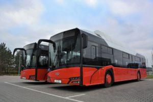 Ostrów Wielkopolski z sześcioma nowymi autobusami elektrycznymi