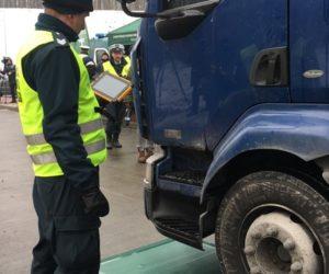 Kontrole ciężarówek po zmianach w Ustawie – mamy odpowiedź ITD