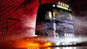 Heavy metalowy samochód ciężarowy Volvo trafił na aukcję