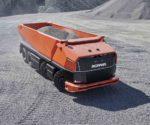 Scania pokazała bezzałogową ciężarówkę