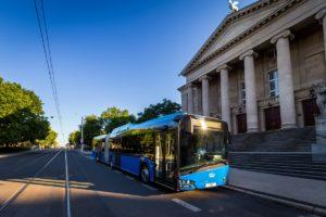 50 kolejnych ekologicznych Solarisów pojedzie do Szwecji