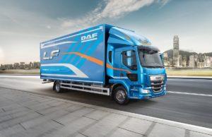 DAF LF z tytułem Ciężarówki Flotowej Roku