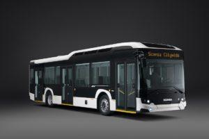Scania przedstawia nowe autobusy miejskie i podmiejskie