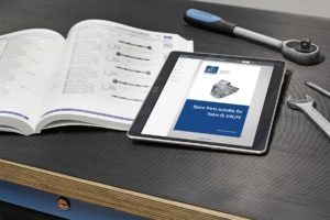 Katalog DT Spare Parts dla Volvo FL 6/FL/FE