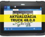Aktualizacja oprogramowania IDC5 Truck 48.0.0