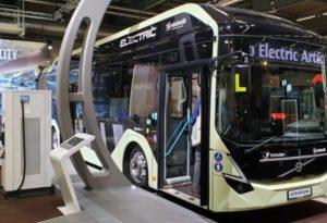 Główne atrakcje Volvo podczas Busworld 2019