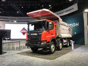Współpraca Scania i Navistar dla kanadyjskiego sektora wydobywczego