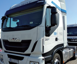 Diagnostyka systemu DNOX 2.2 w IVECO Stralis Hi-Way